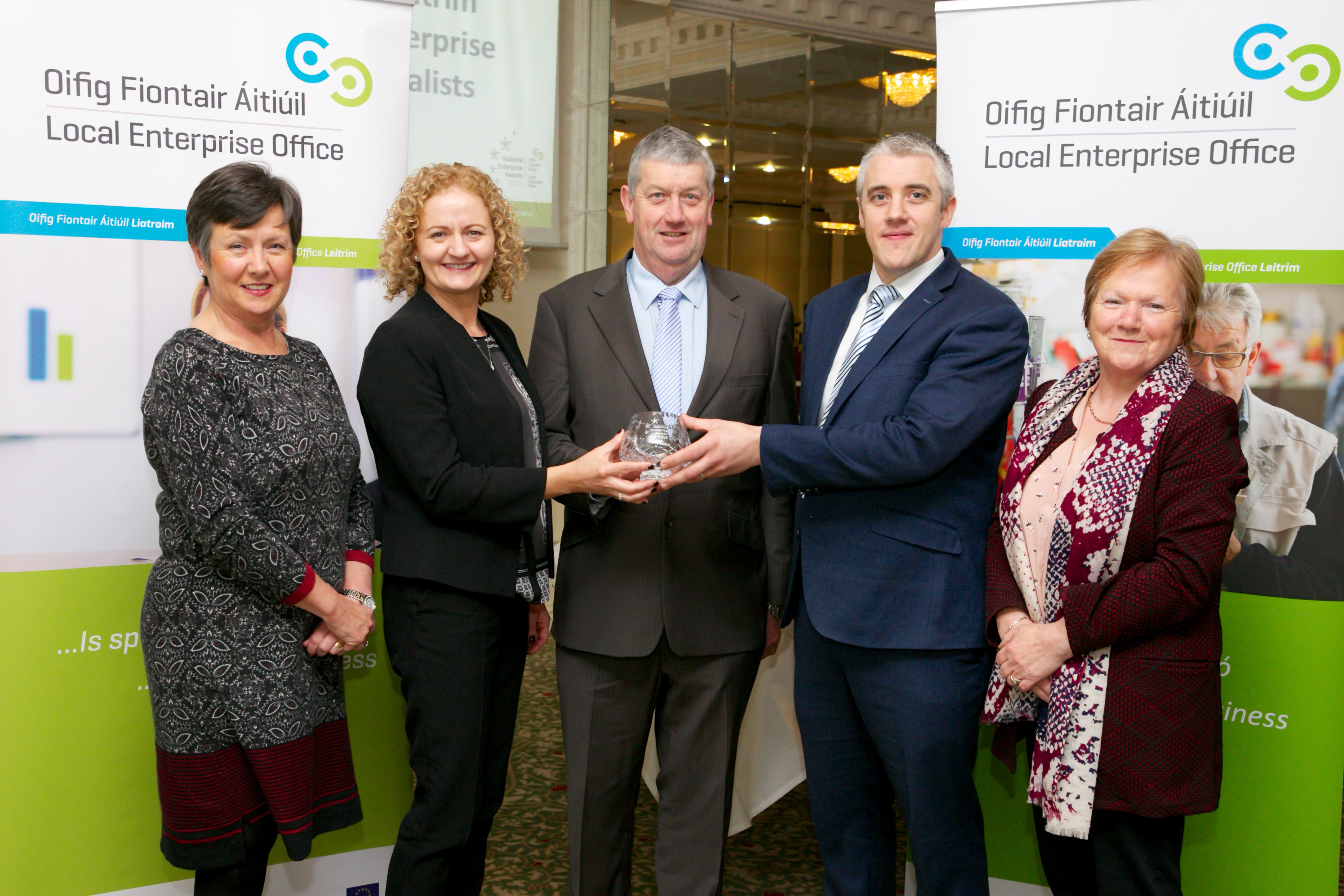 Finalist National Enterprise Awards County Final Leitrim